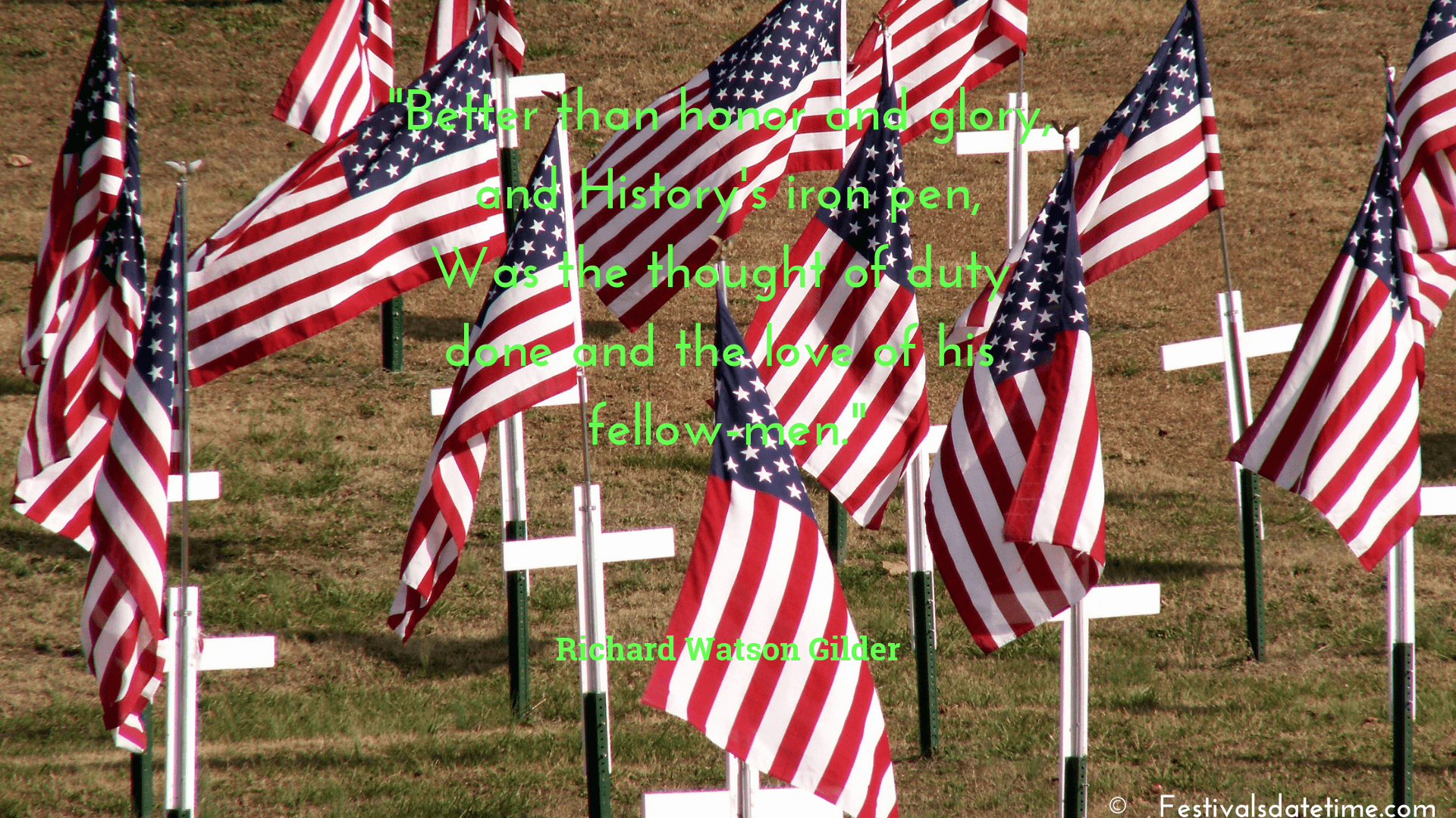 national vietnam war veterans day images